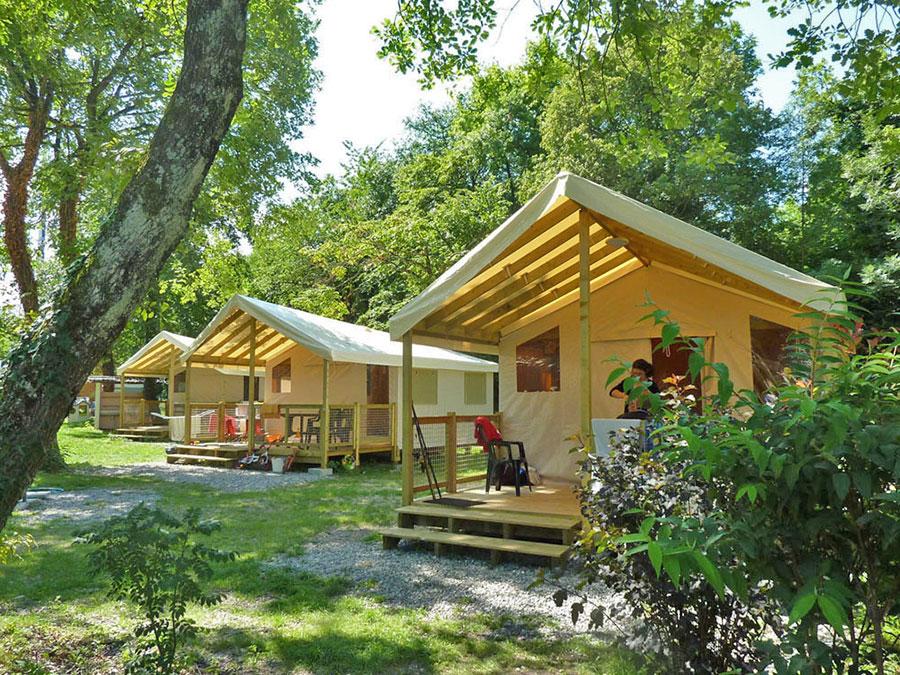 Camping thonon les bains en haute savoie france - Camping avec piscine haute savoie ...